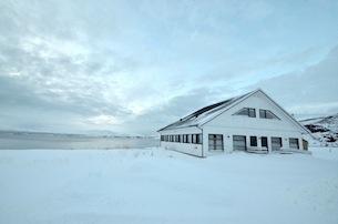Alta-Norvegia-Finnmark-Kviby-villaggio-pescatori