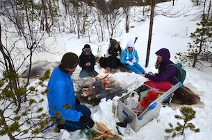 Alta-Norvegia-Finnmark-escursione-con-pranzo-artico2