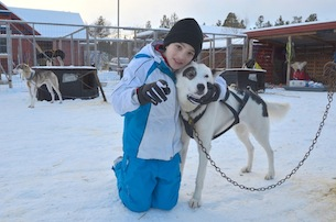 Alta-Norvegia-Finnmark-escursione-sleddog-husky