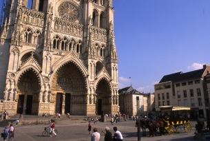 La Cattedrale di Amiens