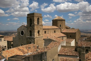 Basilicata-Acerenza- CATTEDRALE