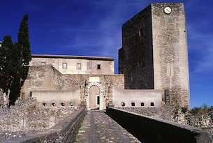 Basilicata-Melfi-Castello