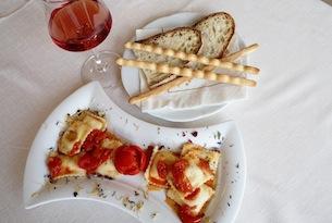 Basilicata-ravioli