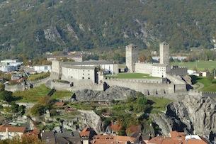 Bellinzona-castelli-Castelgrande