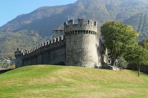 Bellinzona-castelli-Montebello