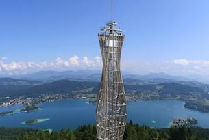 Carinzia-Lago-Woerthersee-Pyramidenkogel-ph-Kramer