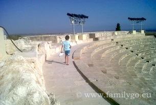Teatro greco-romano di Kourion