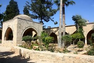 Cipro-agia-napa-monastero