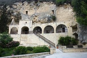 Cipro-pafos-monastero-Agios-Neofytos