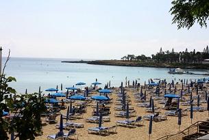 Cipro-protaras-capo-bay-hotel-spiaggia