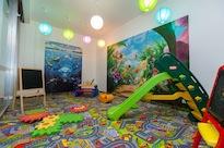 Croazia-Crikvenica-hotel-Omorika-play-room