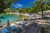 Croazia-Crikvenica-villaggio-Kacjak-beach