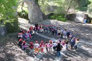 Il Vulcano Etna con i bambini, Germoplasma