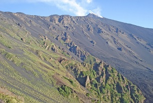 Il Vulcano Etna con i bambini, Valle del Bove
