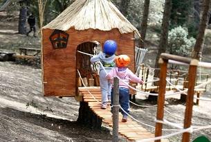 Il Vulcano Etna con i bambini, Monti Rossi Adventure
