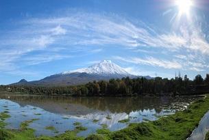 Il Vulcano Etna con i bambini, zona nord ovest
