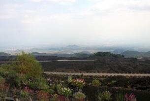 Il Vulcano Etna con i bambini