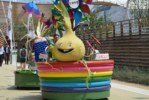 Expo 2015-foody