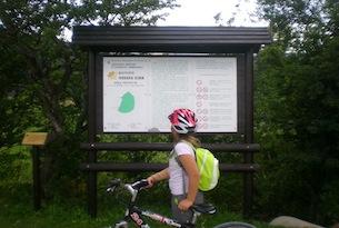 Folgaria-estate-con-bambini-bicicletta