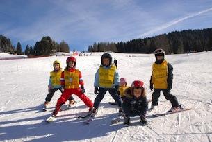 Folgaria-scuola-sci