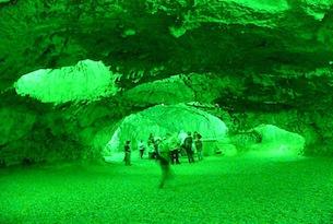 Friuli-ecomuseo-grotte verdi-pradis