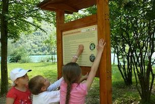 Friuli-ecomuseo-percorso didattico-lago-di-barcis