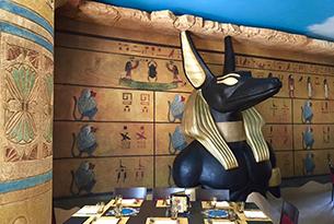 Gardaland Adventure Hotel_tutankamon restaurant