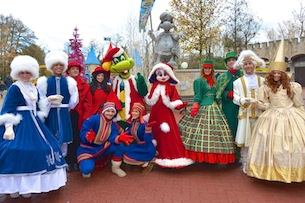 Gardaland Magic Winter 2014_Babbi Natale-6