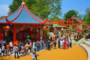 Gardaland_Kung Fu Panda Academy