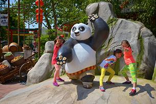 Gardaland_Kung Fu Panda Academy2