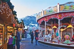 Natale a Innsbruck, mercatino Marktplatz