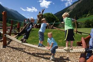 Innsbruck Murmeltierspielplatz