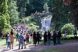 Kassel-Wasserfall