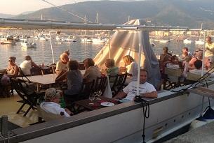 Liguria pescaturismo La Pelagica