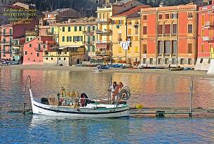 Liguria pescaturismo sestri levante