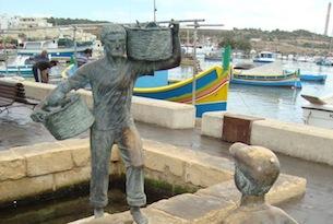 Malta-Erika-porto-Marsaxlokk-Malta
