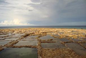 Malta-Erika-saline-di-Xwejni-Gozo