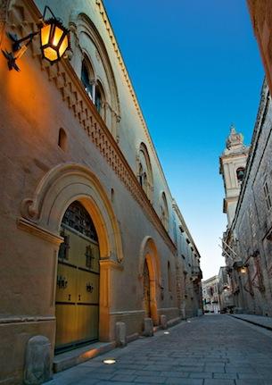 Malta-visitmalta-Mdina Palazzo Falson by Mario Galea