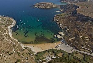 Malta-visitmalta-spiagge-Gnejna-Bay-Aerial-View-by-Clive Vella