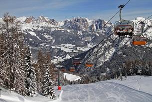 Moena-Val-di-Fassa-sci-ski-area-Alpe-Lusia2