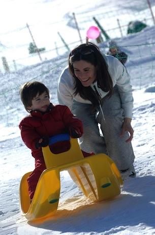 Monte-baldo-foto-APT- Parco giochi sulla neve foto di Carlo Baroni 2