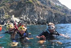 Nemo-ischia-snorkelling