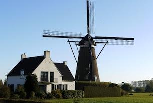 Nuenen-Mulino-De-Roosdonck
