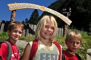 Osttirol-bambini-montagna