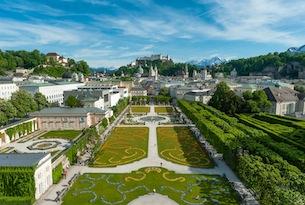 Mirabell Garden c) SalzburgTourismus
