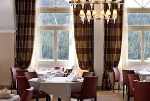 Schloss-Hotel-Pontresina-ristorante