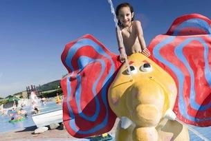 Vacanza alle terme in Slovenia con bambini: le meravigliose Terme di Čatež