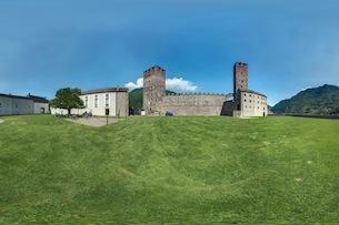 Ticino: Castello di Sasso Corbaro