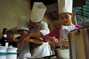 Villa San Michele corsi di cucina