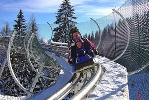 Val di Fiemme inverno, Alpine Coaster